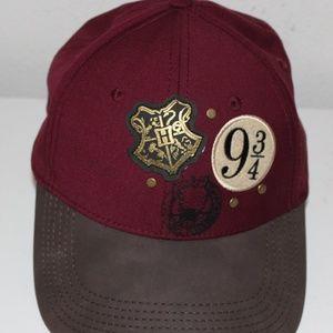 Harry Potter 9 3/4 baseball cap